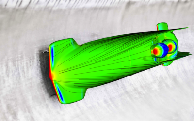 Computational fluid dynamics (CFD) and Product development in Sports