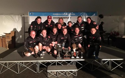 TU Graz Racing Team successful in Formula Student